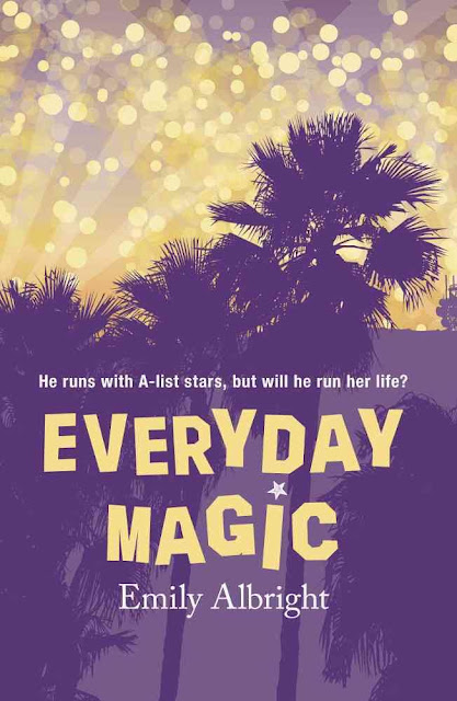 Blog Tour Everyday Magic by Emily Albright Book Review