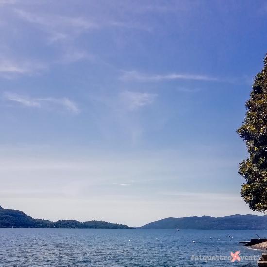 AiQuattroVenti primavera 2020 in moto tra Lago Maggiore e lago d'Orta