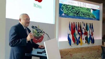 GUBERNUR SUMSEL JADI KEYNOTE SPEEC PADA IUCN WCC 2016