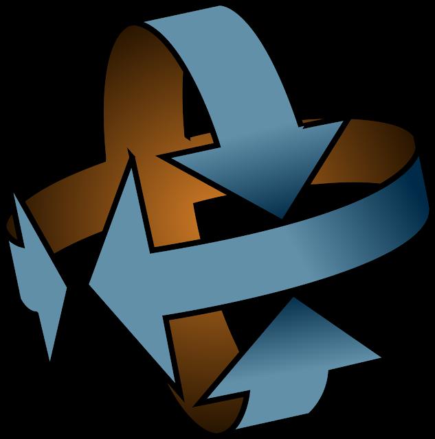 animated bow and arrow clipart