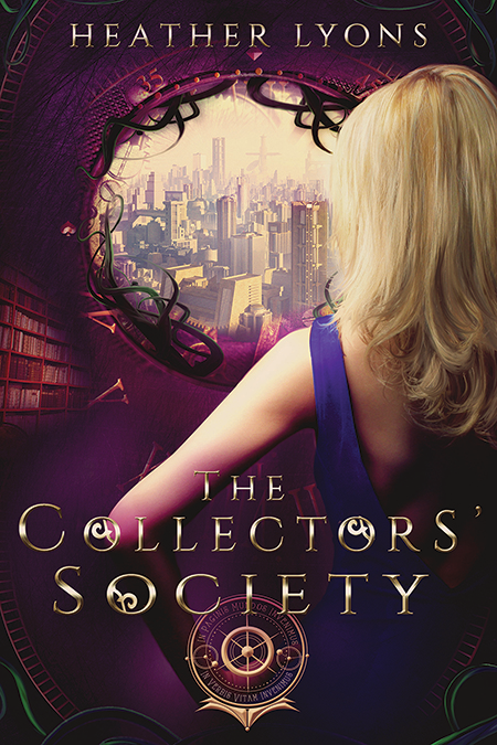 The Collectors' Society Heather Lyons cover
