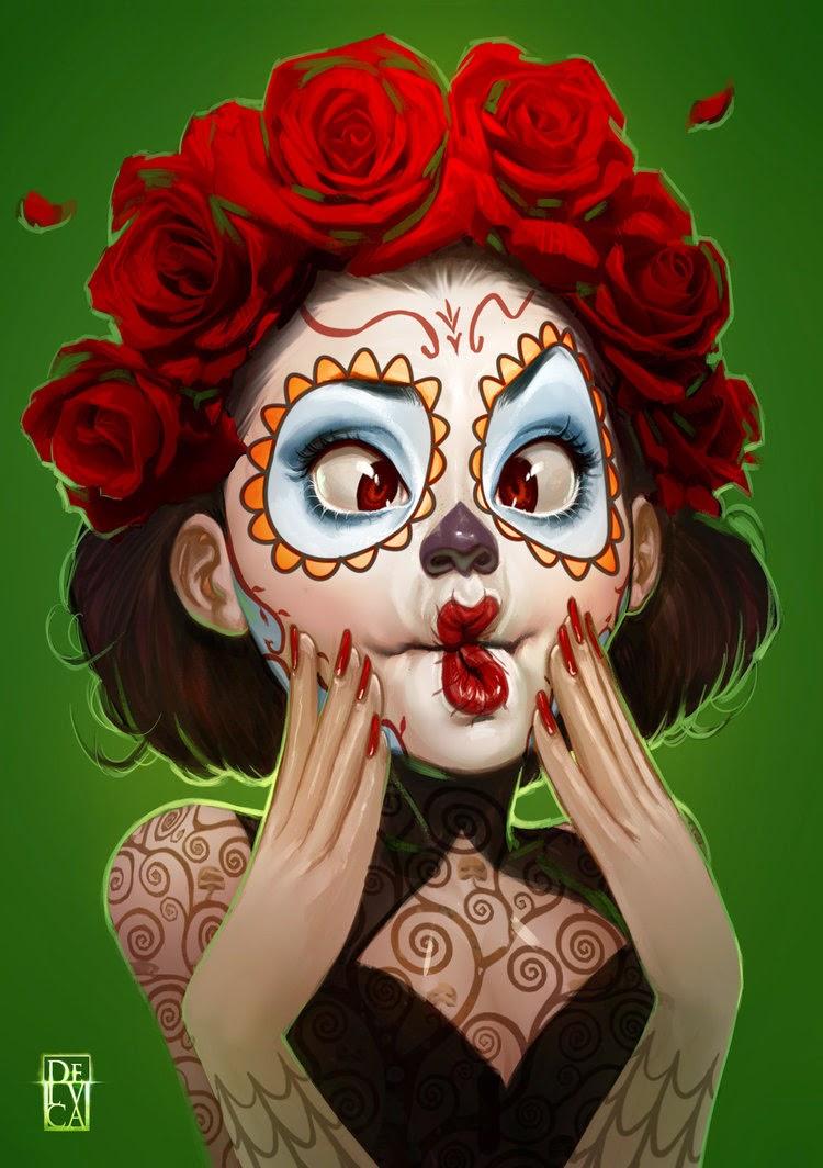 La Catrina la mort i lart / La Catrina la muerte y el arte