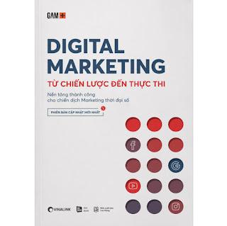 Digital Marketing - Từ Chiến Lược Đến Thực Thi (Tái Bản 2020) ebook PDF-EPUB-AWZ3-PRC-MOBI