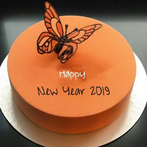 Best Happy new year cake