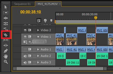 Editing Trim