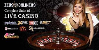 Complete Live Dealer Casino