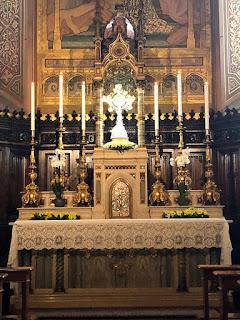 Cappella del Santissimo Sacramento presso la Basilica di Loreto