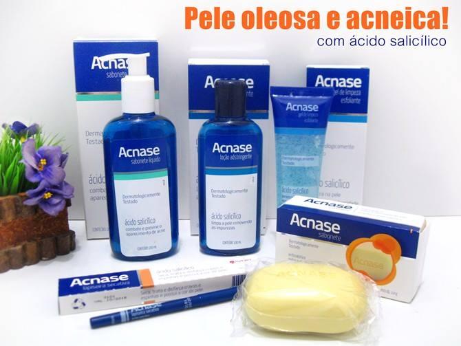 Acnase Ácido Salicílico