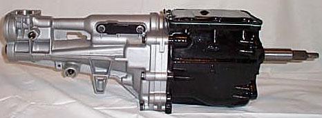 первая фордовская 5-ступенчатая КПП