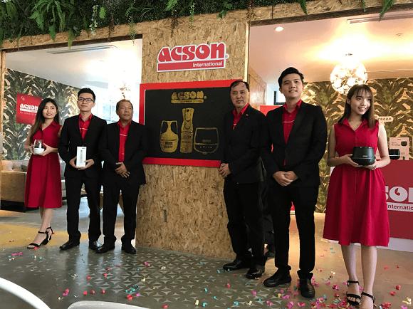 Pelancaran Acson Anti VOC Spray Pertama Di Malaysia