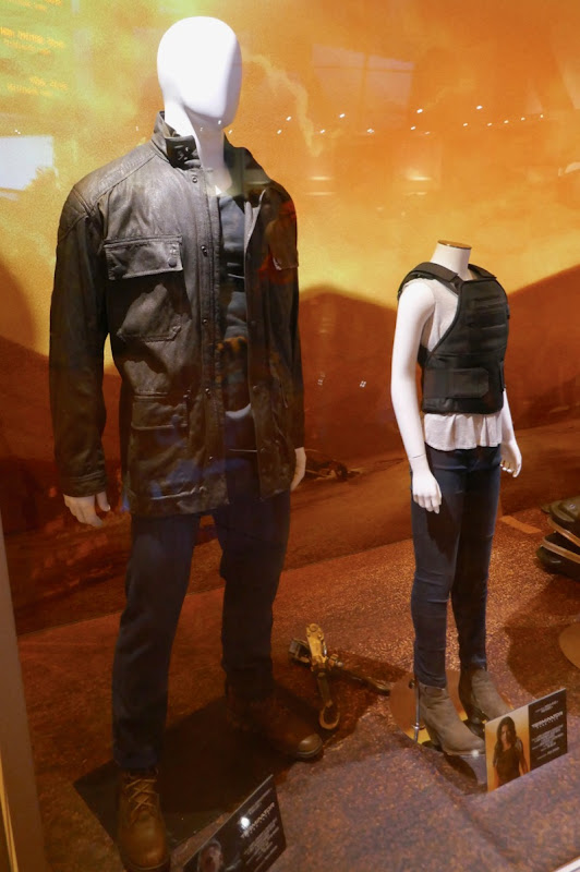 Terminator Dark Fate film costumes