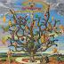 """Exposición """"El árbol de la vida"""" de Hugo Salazar"""