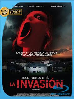 La Invasión (Assimilate) (2019) HD [1080p] Latino [GoogleDrive] SilvestreHD