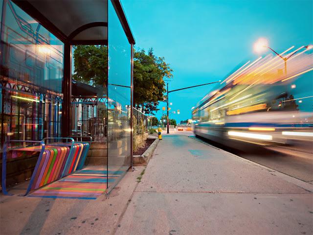 Hương dẫn cách đi xe bus ở singapore