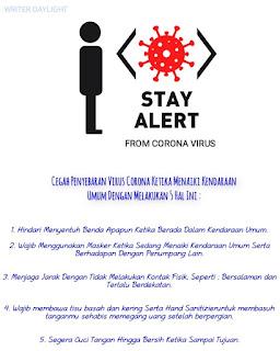 Cegah Penyebaran Virus Corona