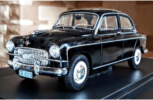 Seat 1400B 1956 coches inolvidables salvat
