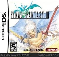 Final Fantasy III - PT/BR