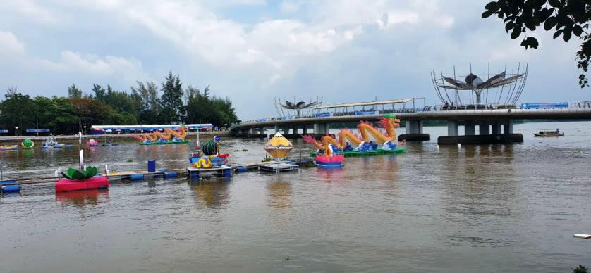 Cầu tình yêu Ninh Kiều - Tour du lịch miền tây 3 ngày 2 đêm