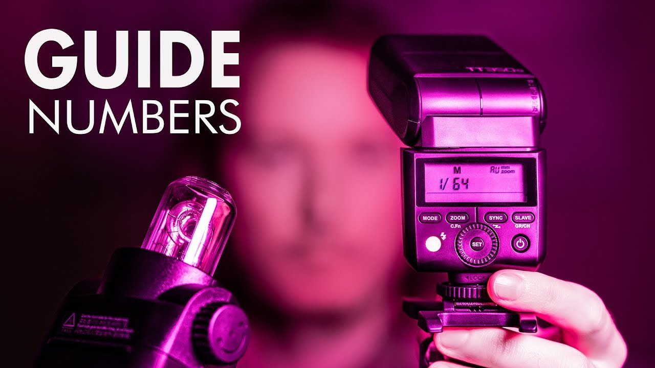Guide Number Misconceptions: Understanding Flash Power on Strobes Speedlights