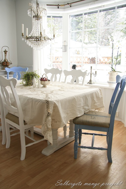 Shabby Chic Decorating Ideas ~ Interiors and Design Less ...