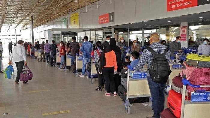 مطار الكويت تعيد فتح مجالها الجوي لمدة 24 ساعة فقط