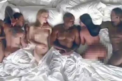 Kanye West video