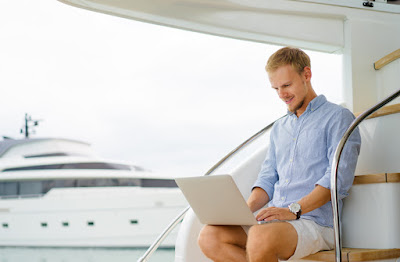 For work or for entertainment, Marine Data Solutions 4G Internet for your yacht provides reliable and affordable Internet access.