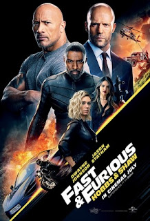 Sinopsis Film Fast & Furious: Hobbs & Shaw (2019)