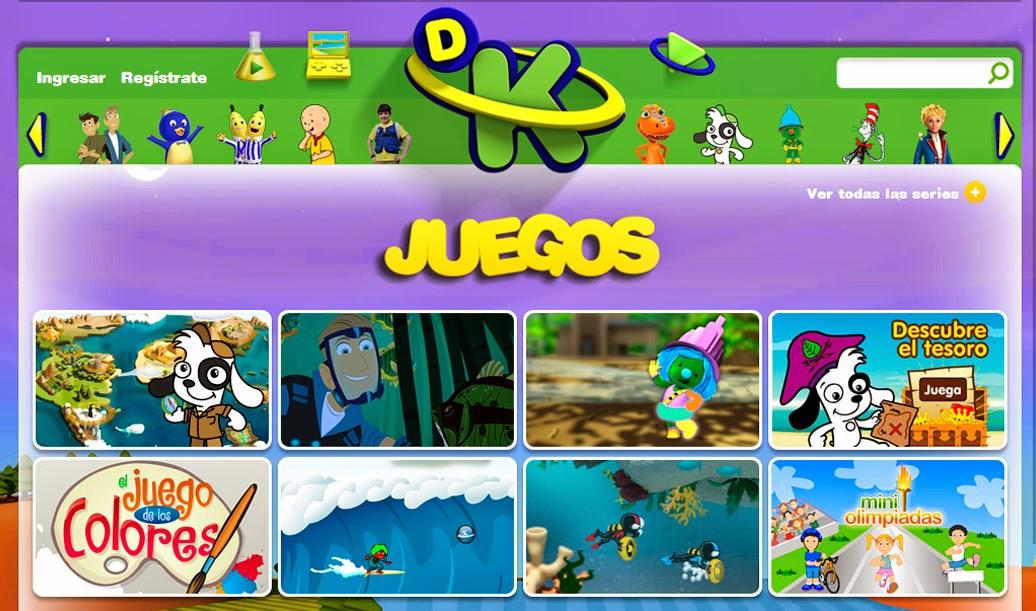 Juegos Divertidos Y Educativos Discovery Kid S Juegos Educativos