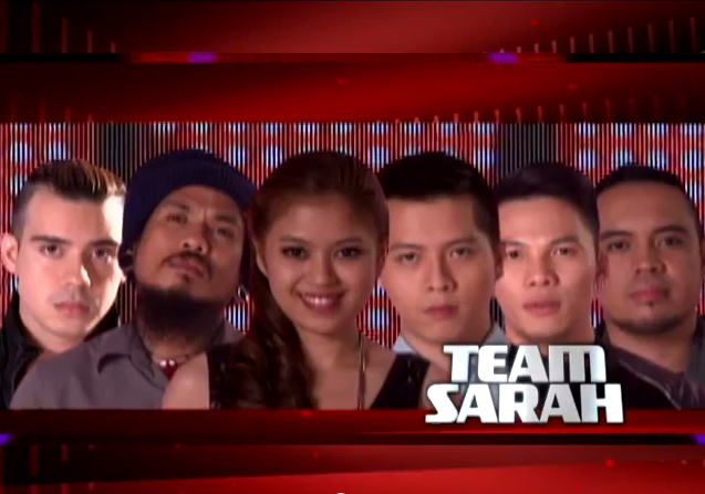 Watch The Voice of the Philippines Season 2 Team Sarah Monique Lualhati, Poppert Bernadas and Jason Fernandez Live Shows January 24