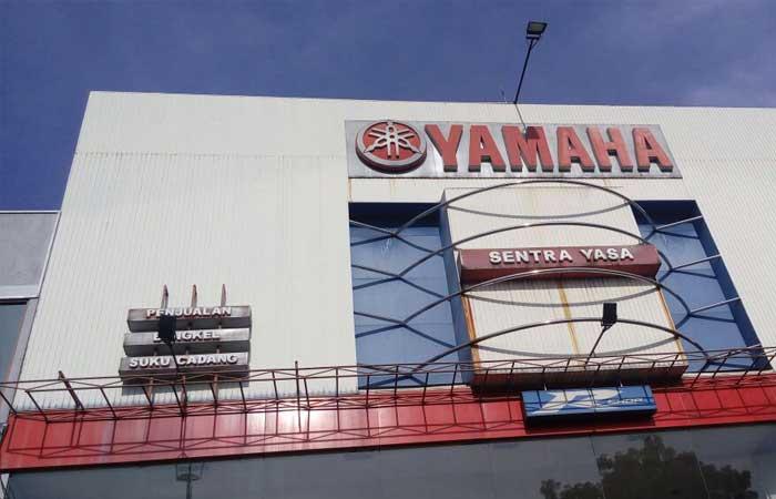 Alamat Dealer Yamaha di Palu