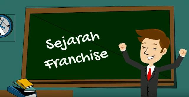 Sejarah franchise