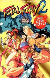 Fatal Fury OVA 2 – DVDRIP LATINO