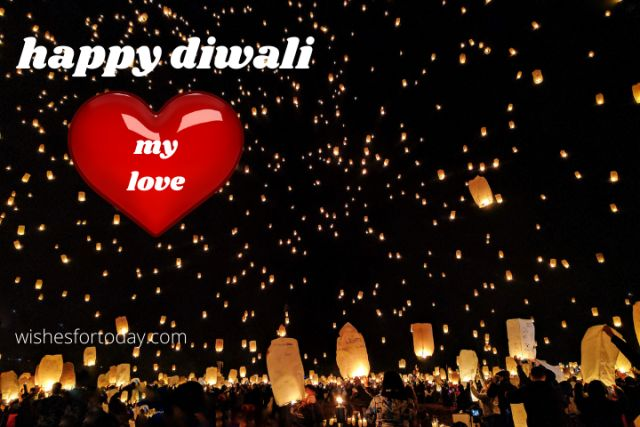 Happy Diwali Images For Boyfriend