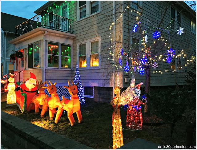 Decoraciones Navideñas Americanas
