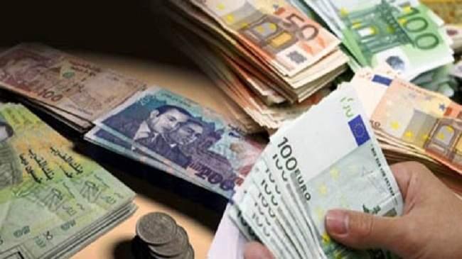 هذه تطورات الدرهم أمام الدولار والأوروي