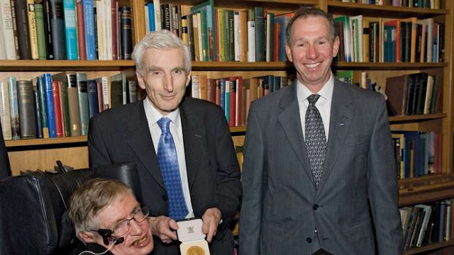 स्टीफन हॉकिंग(Stephen Hawking)