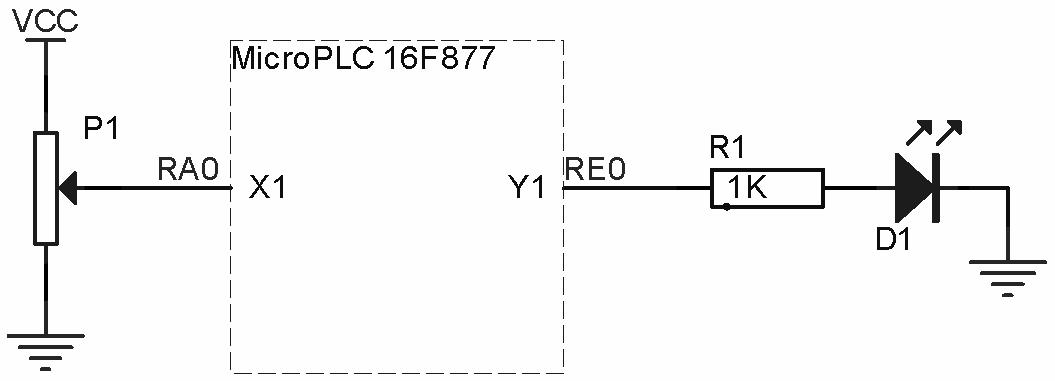 Niguru Com Input Analog Pada Micro Plc Include Ladder Diagram