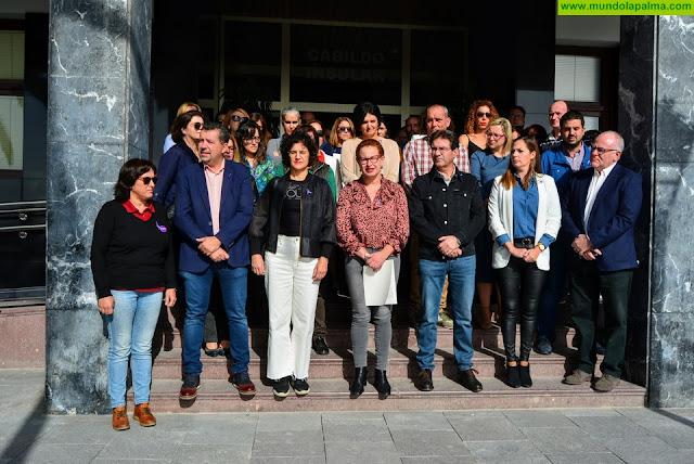 El Cabildo muestra su compromiso con la Igualdad con motivo de la celebración del Día Internacional de las Mujeres