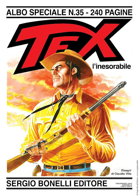 Tex l'inesorabile recensione