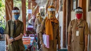 Permulaan Masuk Sekolah Dan Belajar Di Wilayah Sukabumi
