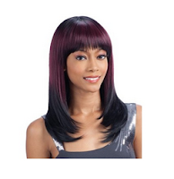 Equal Green Cap Wig Style 001