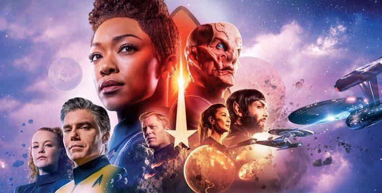 Elenco principal de Star Trek: Discovery