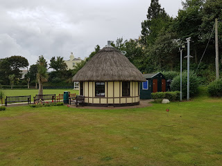 Mini Golf Putting course at Mooragh Park in Ramsey on the Isle of Man