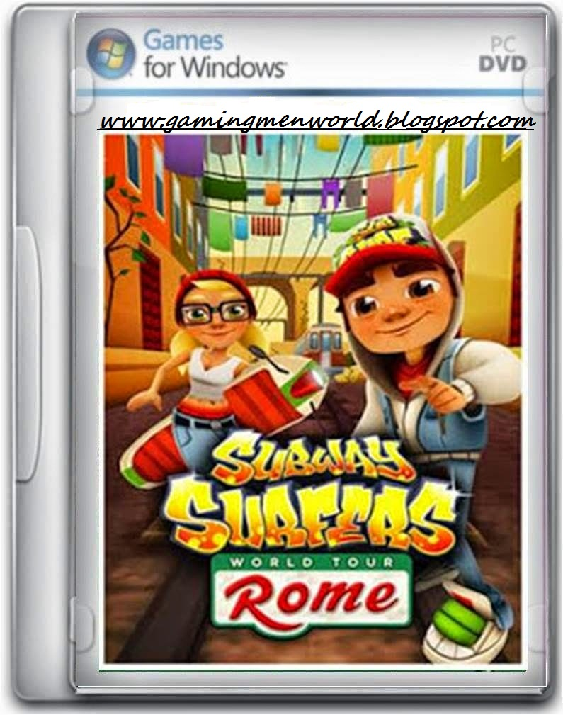 subway surfer for pc with working keyboard keys world gaming