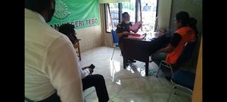Tersangka Alkes RSUD Tebo Diserahkan ke JPU