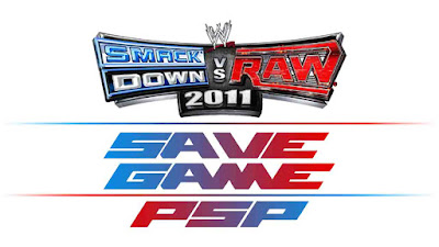 wwe svr11 psp save game