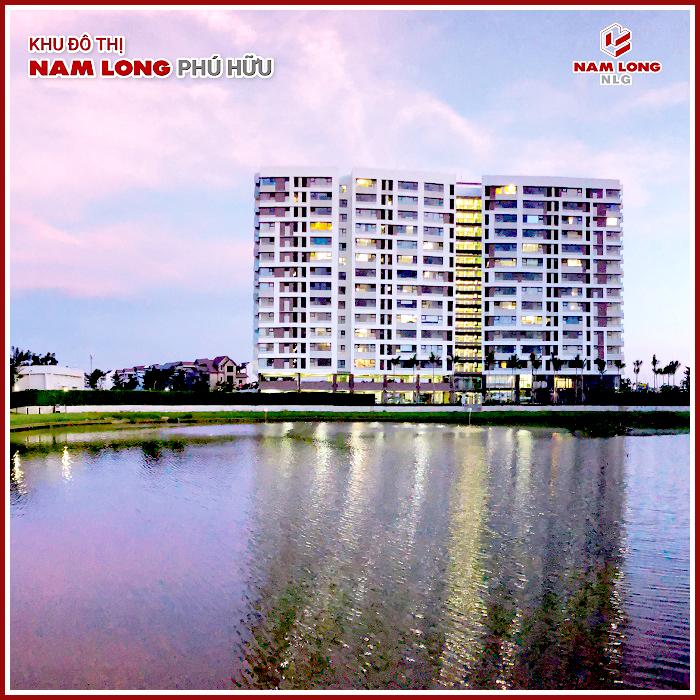 Căn hộ khu đô thị Nam Long Phú Hữu