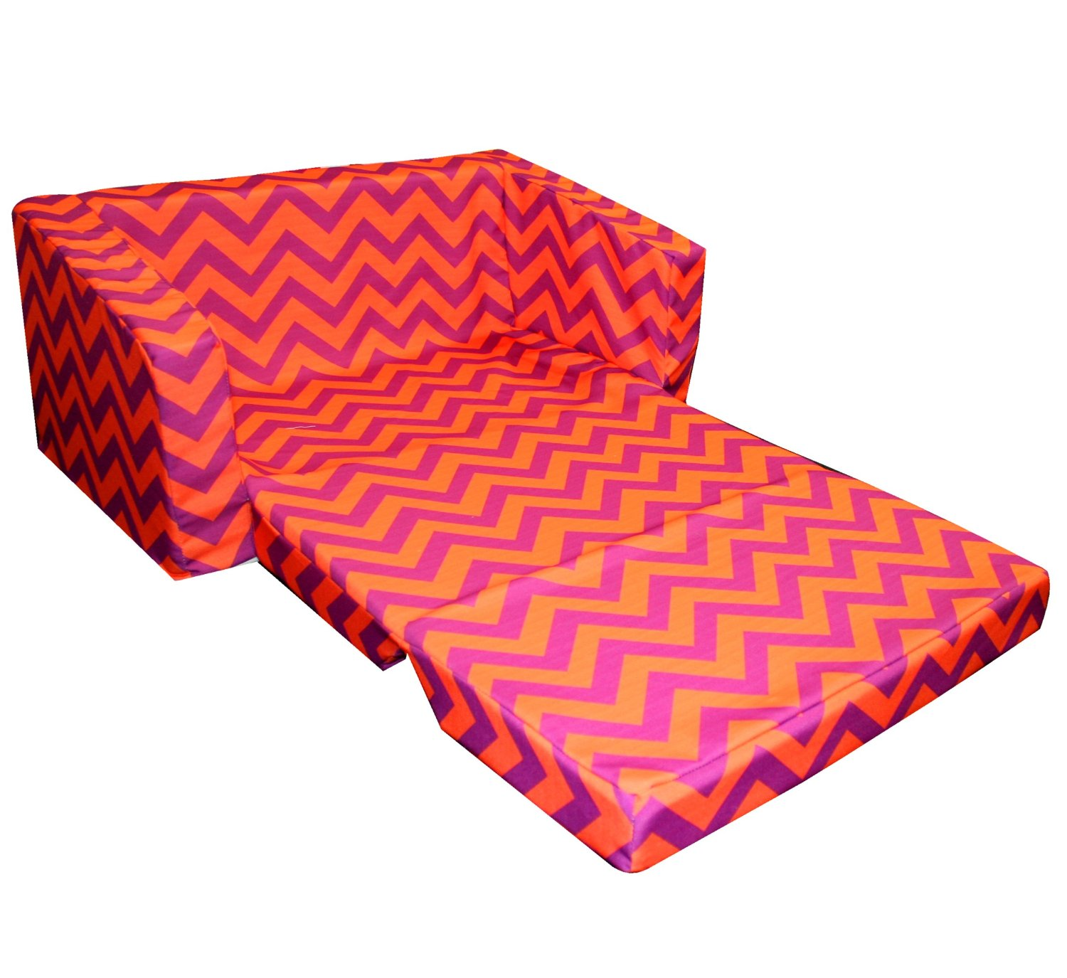 Foam Flip Out Sofa State Kids Couch Flip Out Sofa Full