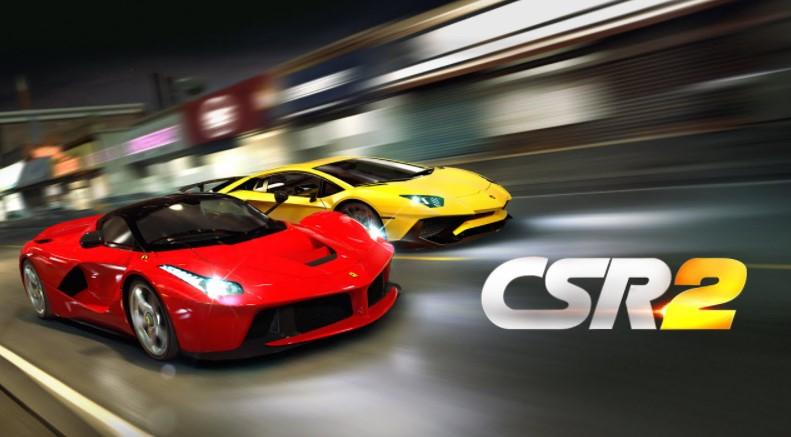 Gamplay CSR Racing di Android